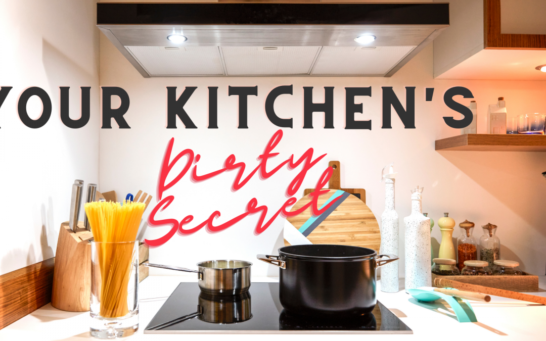 Dirty Secrets: unventilated kitchens