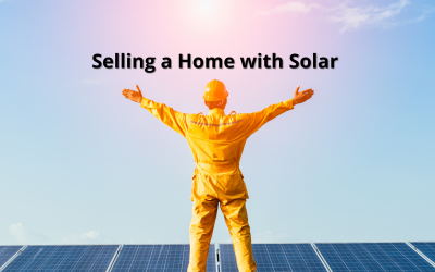 Selling a Home with Solar